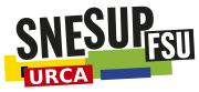 logo de la section SNESUP de l'URCA